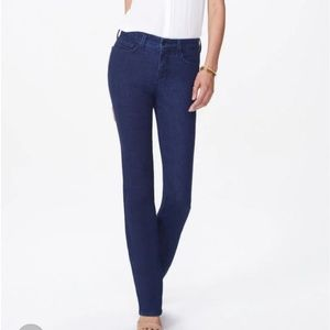 NYDJ, Marilyn Straight Leg Denim Jeans